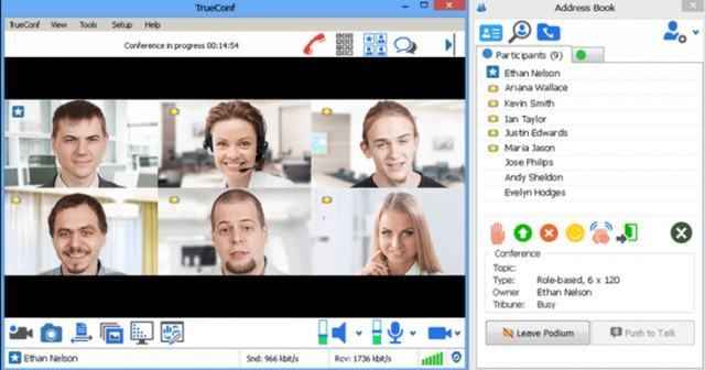 Phần mềm Video Conference